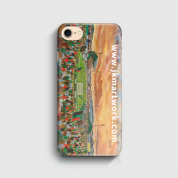 the oval  3D Phone case